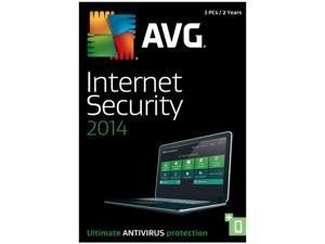 AVG Internet Security 2014 - 3 PCs / 2-Year