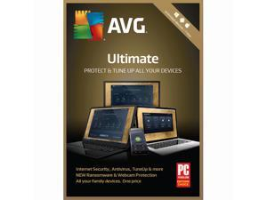 AVG Ultimate 2018 Unlimited Devices for1 Year