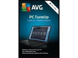 AVG PC TuneUp 2018 1 PC / 1 Year (Download)
