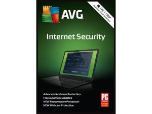 AVG Internet Security 2018 for 1 PC