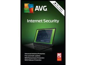 AVG Internet Security 2018 for 1 PC 2 Years (Download)
