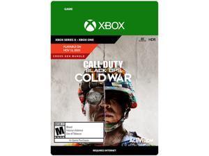 Call of Duty: Black Ops Cold War - Cross-Gen Bundle Xbox Series X   S / Xbox One [Digital Code]
