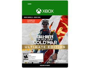 Call of Duty: Black Ops Cold War - Ultimate Edition Xbox Series X | S / Xbox One [Digital Code]