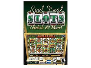 Reel Deal Slots Nickels & More PC Game