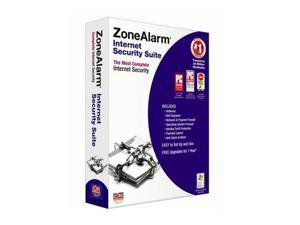 Zone Labs ZoneAlarm Internet Security Suite 2007