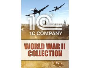 1C World War II Collection [Online Game Code]