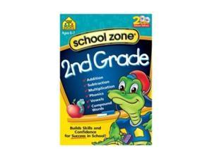 School Zone 2nd Grade 2 Pack Software