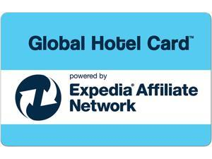 Global Hotel By Orbitz $25 Gift Card (Email Delivery)