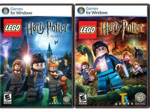 LEGO Harry Potter Complete Pack: Years 1 - 7 [Online Game Codes]