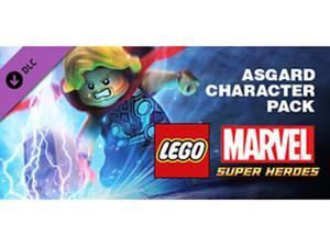 LEGO Marvel Super Heroes: Asgard DLC [Online Game Code]