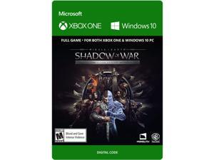 Middle-earth: Shadow of War: Silver Edition Xbox One / Windows 10 [Digital Code]