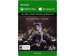 Middle-earth: Shadow of War: Standard Edition Xbox One / Windows 10 [Digital Code]