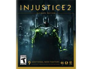 Injustice 2 - Ultimate Edition [Online Game Code]
