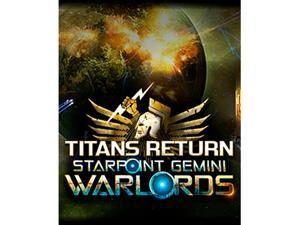 Starpoint Gemini Warlords: Titans Return [Online Game Code]