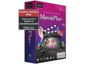 Serif MoviePlus X5 Student & Teacher