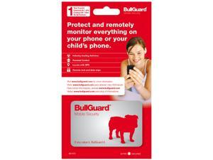 BullGuard Mobile Security - 1 Year