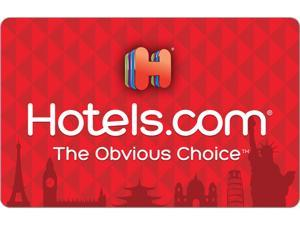 Hotels.com $200 Gift Card (Email Delivery)