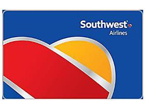 $250.00 Southwest Airlines