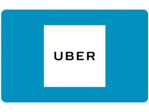 Uber $25 Gift Card (Email Delivery)