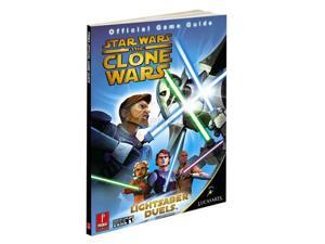 Star Wars Clone Wars: Lightsaber Duel and Jedi Alliance Official Game Guide