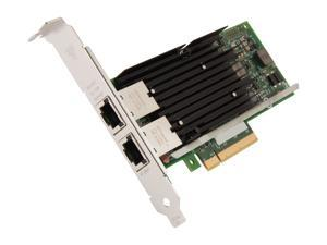 Intel X540T2 100Mbps/1Gbps/10Gbps PCI Express 2.1 x8 Ethernet Converged Network Adapter