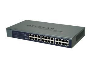 NETGEAR ProSafe Plus JFS524E-100NAS Switch