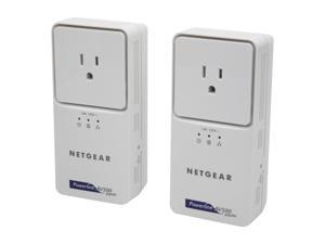 NETGEAR XAVB5501-100NAS Powerline AV+ 500 Adapter Kit