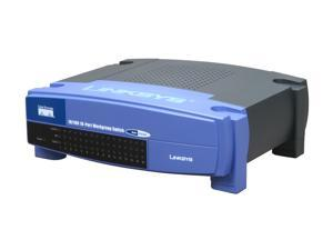 LINKSYS EZXS16W EtherFast 16-Port Workgroup Switch