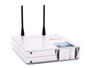 Linksys WRT54GX2 Wireless-G Broadband Router With SRX200