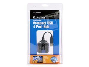 LINKSYS USBHUB4C Compact USB 4-Port Hub
