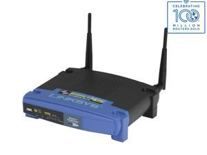 Linksys WRT54GL 802.11b/g Wireless Broadband Router up to 54 Mbps/ Compatible with Open Source DD-WRT (not pre-load)