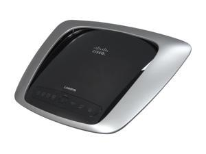 Linksys WRT320N 802.11a/b/g/n 2.4/5GHz Selectable Dual-Band Wireless Gigabit Router up to 300Mbps