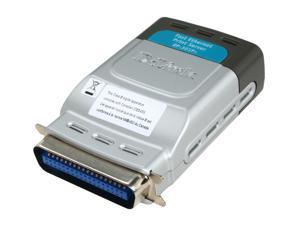 D-Link DP-301P+ Fast Ethernet Print Server