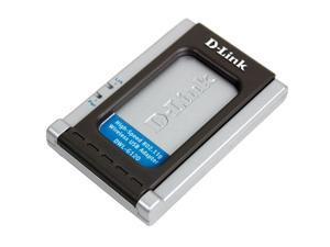 D-Link DWL-G120 USB 2.0 Faster Wireless Adapter