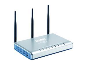 SMC LG-ERICSSON SMCWEB-N EZ Connect N Pro Draft 11n Wireless Access Point/Ethernet Client