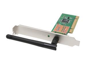 Zonet ZEW1602 PCI 2.2 Wireless Adapter