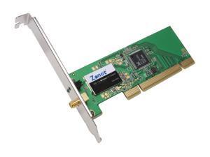 Zonet ZEW1605A PCI 802.11g Wireless Adapter w/Extended Antenna