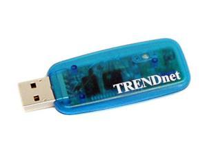 TRENDnet TBW-101UB USB 1.1 Bluetooth USB Adapter