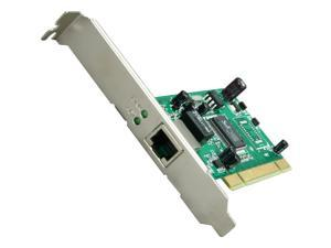 TRENDnet TEG-PCITXR 10/100/1000Mbps PCI Gigabit Network Adapter