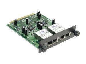 TRENDnet TEG-S24M2F 2-port Fiber Gigabit SC-type module for TEG-S2400i / TEG-S2500i