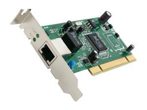 TRENDnet TEG-PCITXRL 10/100/1000Mbps PCI Low Profile Gigabit Adapter