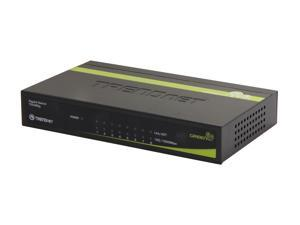 TRENDnet RB-TEG-S80G 8-Port Gigabit GREENnet Switch