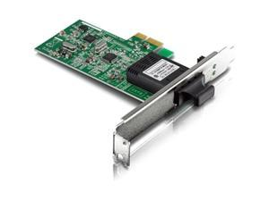TRENDnet TE100-ECFX PCI-Express Network Adapter