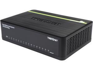 TRENDnet TE100-S16Dg GREENnet Switch