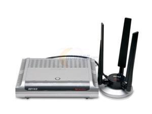 BUFFALO WZR-AG300NH Wireless-N Nfiniti Dual Band Gigabit Router & Access Point
