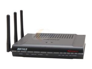 BUFFALO WZR2-G300N Wireless-N NFINITI Router