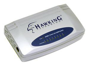 HAWKING HFS8T Fast Ethernet Mini Switch
