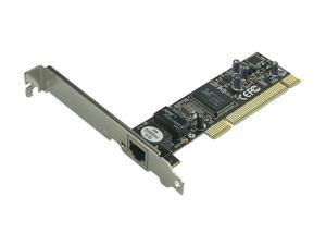 Rosewill RC-402 10/100Mbps PCI LAN Card 1 x RJ-45