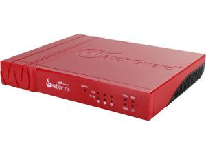 WatchGuard Firebox T10 Network Security/Firewall Appliance (1 YR LiveSecurity)