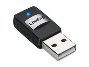 Linksys AE6000 IEEE 802.11ac USB - Wi-Fi Adapter
